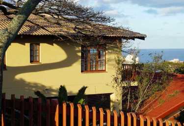 Umbrella Tree House, Außenansicht